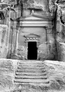 little-petra-entrance
